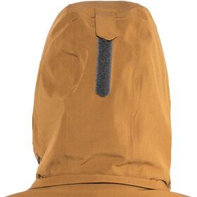 Bergans Oslo 3in1 Manteau Femme, outer:desertmel/inner:solidcharcmel